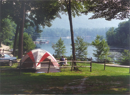 Forest Lake Camping Ground Winchester New Hampshire
